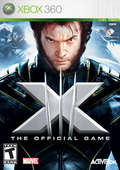 Packshot: X-Men: The Official Game
