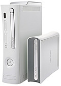 Packshot: Xbox 360 HD-DVD Player