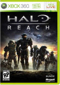 Packshot: Halo REACH