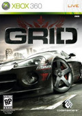 Packshot: Race Driver: GRID