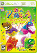 Packshot: Viva Piñata Party Animals (VPPA)