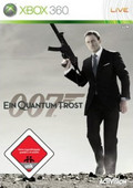 Packshot: James Bond 007: Ein Quantum Trost