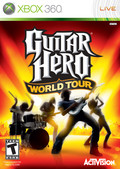 Packshot: Guitar Hero World Tour (GHWT)
