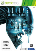 Packshot: Aliens: Colonial Marines