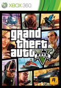 Packshot: Grand Theft Auto 5 (GTA V)