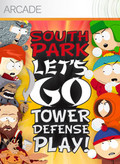 Packshot: South Park: Let's Go Tower Defense Play!