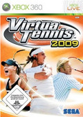 Packshot: Virtua Tennis 2009