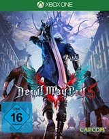 Packshot: Devil May Cry 5