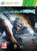Packshot: Metal Gear Rising: Revengeance