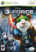 Packshot: G-Force: Agenten mit Biss