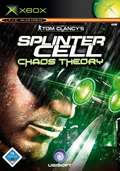 Packshot: Tom Clancy's Splinter Cell - Chaos Theory