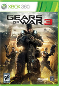 Packshot: Gears of War 3