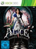 Packshot: Alice: Madness Returns
