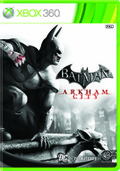 Packshot: Batman: Arkham City