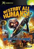 Packshot: Destroy All Humans!