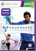 Packshot: Your Shape Fitness Evolved
