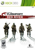 Packshot: Operation Flashpoint: Red River