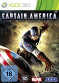 Packshot: Captain America: Super Soldier
