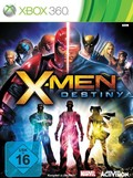 Packshot: X-Men: Destiny