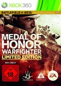 Packshot: Medal of Honor Warfighter