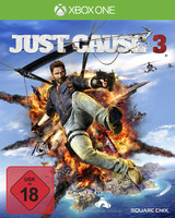 Packshot: Just Cause 3