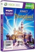 Packshot: Kinect: Disneyland Adventures