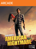 Packshot: Alan Wake's: American Nightmare