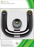 Packshot: Xbox 360 Wireless Speed Wheel