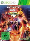 Packshot: Ultimate Marvel vs. Capcom 3