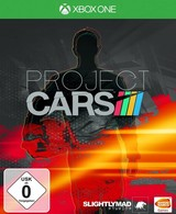 Packshot: Project CARS