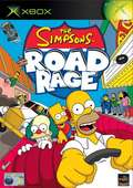 Packshot: The Simpsons: Road Rage
