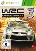 Packshot: WRC 3 - World Rally Championship
