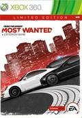 Packshot: Need For Speed: Most Wanted