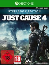 Packshot: Just Cause 4