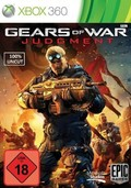 Packshot: Gears Of War: Judgment