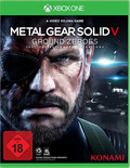 Packshot: Metal Gear Solid V: Ground Zeroes
