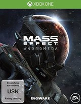 Packshot: Mass Effect Andromeda