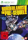 Packshot: Borderlands: The Pre-Sequel