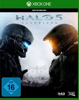 Packshot: Halo 5: Guardians