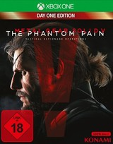 Packshot: Metal Gear Solid V: The Phantom Pain