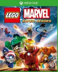 Packshot: LEGO Marvel Super Heroes