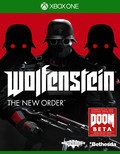 Packshot: Wolfenstein: The New Order