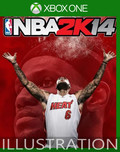 Packshot: NBA 2K14
