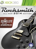 Packshot: Rocksmith 2014 Edition