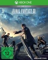 Packshot: Final Fantasy XV