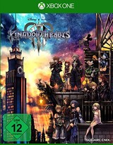 Packshot: Kingdom Hearts III