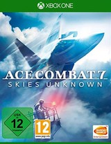 Packshot: Ace Combat 7: Skies Unknown
