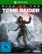 Packshot: Rise of the Tomb Raider