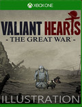 Packshot: Valiant Hearts: The Great War