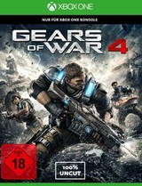 Packshot: Gears of War 4